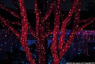 Outdoor Laser Lights For Christmas