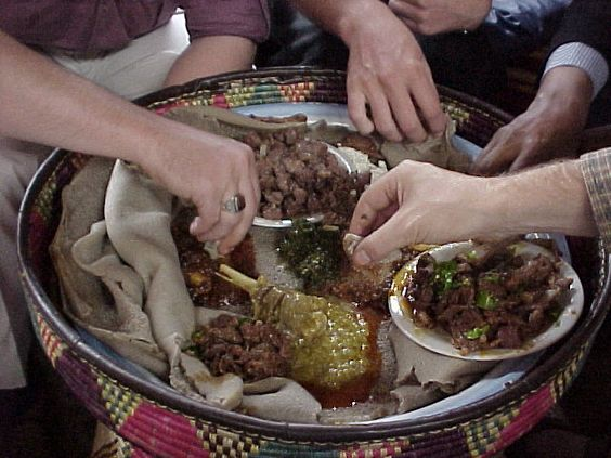 Pinterest the world s catalog of ideas for Authentic ethiopian cuisine