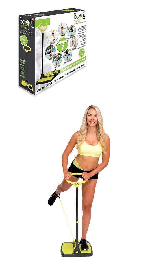Fitness DVDs 109130: Booty Max - Home Workout Resistance Band Training - Easy To Use -> BUY IT NOW ONLY: $17.49 on eBay!