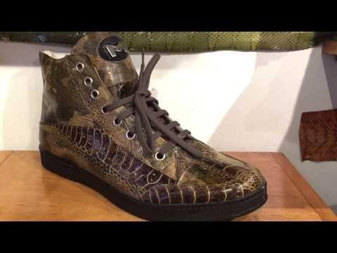 Exotic Skin Shoes @ Dudes Boutique