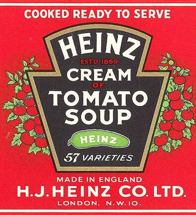 vintage british food labels - Google Search