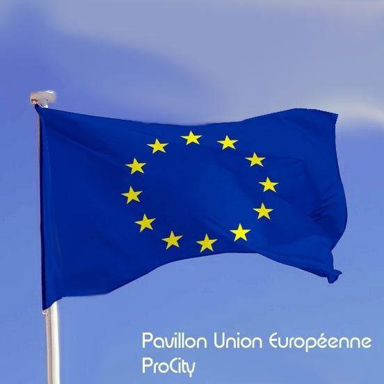 Drapeau Européen optionnel