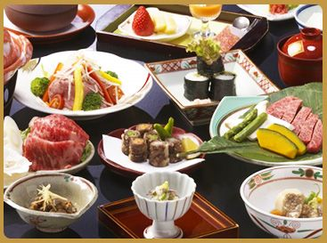 Cuisine   飛騨高山温泉旅館