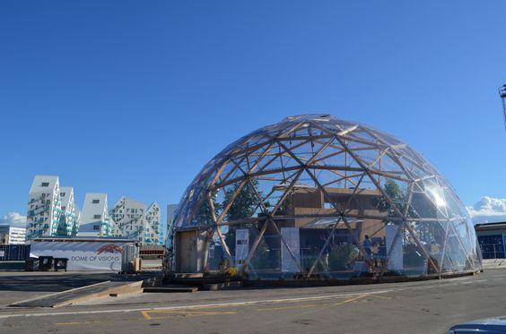 Dome of visions, Aarhus.: