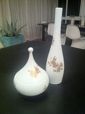 my Bjorn wiinblad pieces