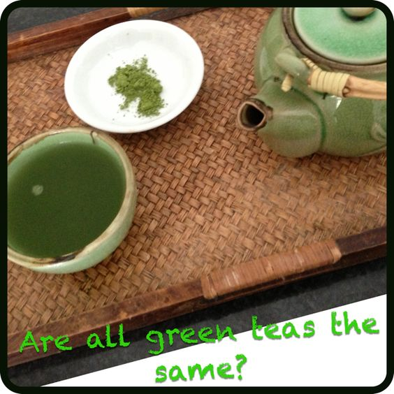 Green Tea – What is the Best Type and Why