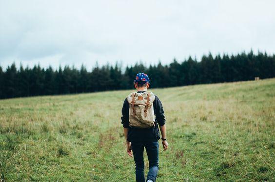 Excursionista, Trekking, De Viaje, Aventura, Actividad