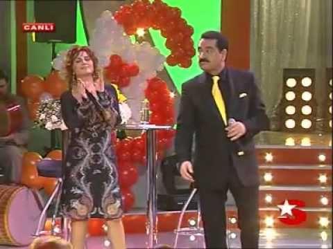 Sibel Can Ibrahim Tatlises Aramam Youtube Ibrahim Tatlises Make It Yourself