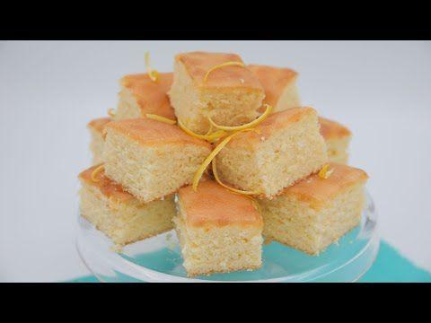 كيكة الليمون الاسفنجية بقوام هش وخفيف من انجح وأحلي الكيكات اليومية اللي ممكن تجربوها Youtube Arabic Dessert Desserts Food
