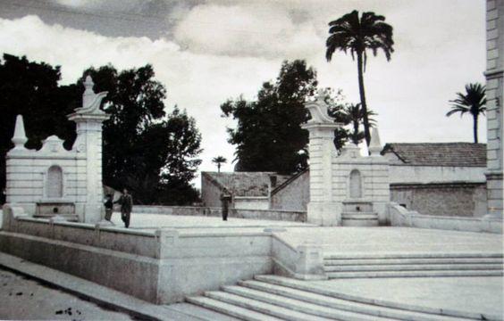 Malecón entrada dcha edif codorniu. via Museo Huertano de Murcia