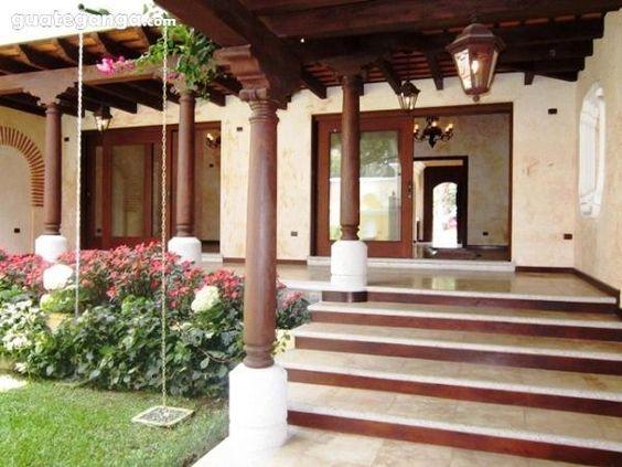 Anuncios Clasificados En Guatemala Guateganga Com Courtyard House Outdoor Design My Home