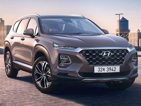 2019 Hyundai Santa Fe Expert Review New Hyundai Santa Fe Hyundai Santa Fe New Hyundai