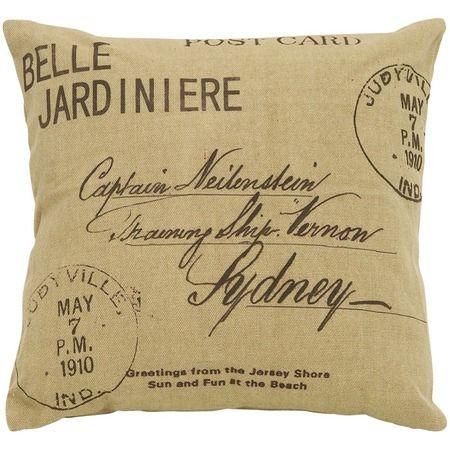 Belle Jardiniere Pillow