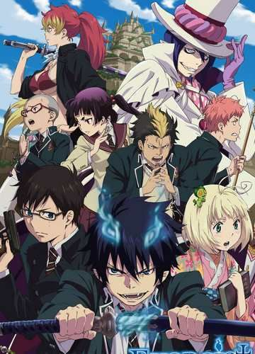 Ao no Exorcist (Blue Exorcist) VOSTFR BLURAY | Animes-Mangas-DDL