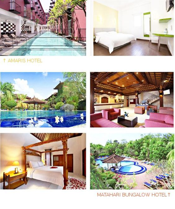 Bali: 4D3N Choice of Amaris Hotel or Matahari Bungalow Hotel with Daily Breakfast + 2 Way Flight via Jetstar Airways + 2 Way Airport Transfer. Min 2 To Go - iLoveDeals Singapore