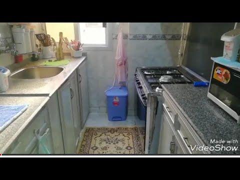 جولةفى مطبخى المتواضع جولة فى مطبخى المتواضع مع يوميات امولة Youtube Kitchen Organization Kitchen Trash Can