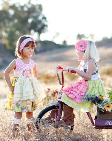 love apron dresses