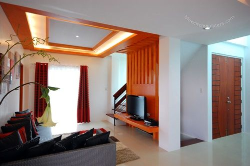Creative Ideas For A Windowless Living Room Decoration Ceiling