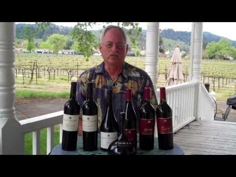 Video interview of Scott Harvey, winemaker at Scott Harvey Wines. Here's how he makes his Amador County line of Old Vine Zinfandel & Barbera.#winery