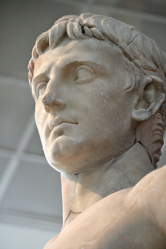 Escultura de Augusto