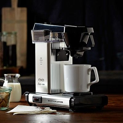 Technivorm Moccamaster Cup One Coffee Brewer