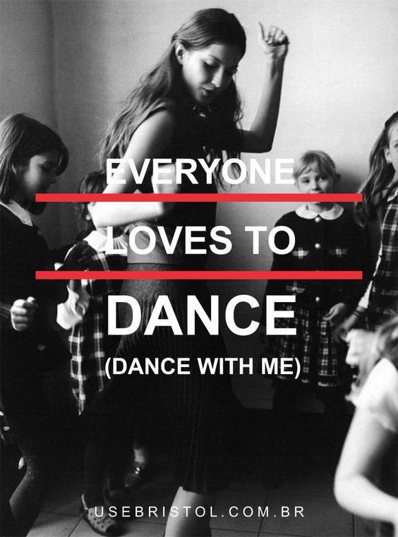 Todos gostam de dançar! http://www.usebristol.com.br/