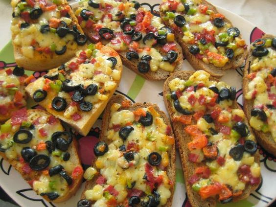 Ekmek Pizzası  #kahvaltılıklar #kahvalti #kahvaltılık #kahvaltımasası  #recipes #recipe #food #cook