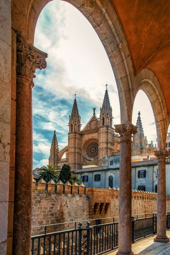 cathédrale de palma de majorque, que faire à palma