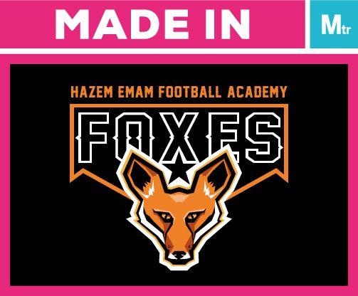 "Matter Branding Hazem Emam Football Academy-Foxes is ""Made in Matter"" #branding #corporateidentity #brandidentity #logo #design #illustration #matterbranding #matter #Mtr Check project: https://lnkd.in/d22AiMk"