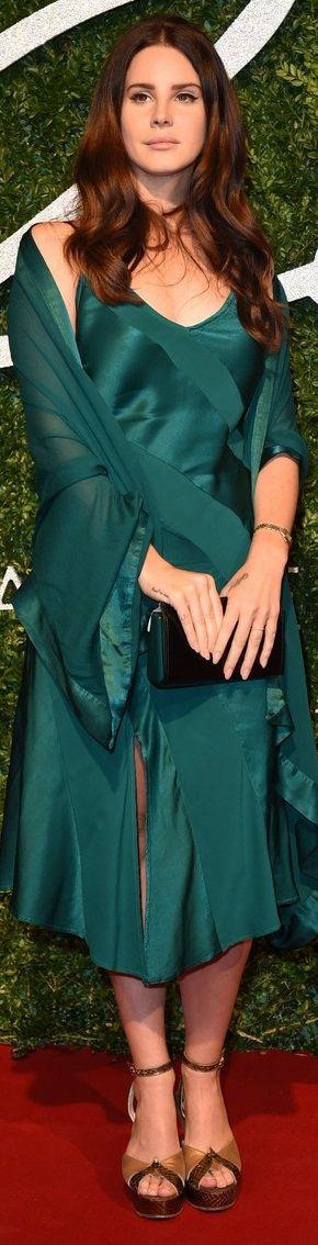 Lana Del Rey – 2014 British Fashion Awards