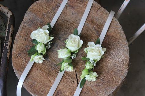Bracelets de fleurs 8