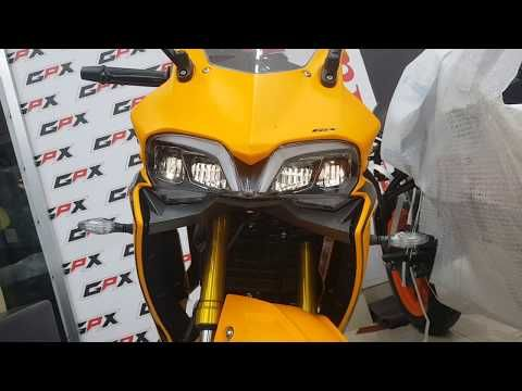 The All New Gpx Demon 150gr Specs Features Videos Bikes Price In
