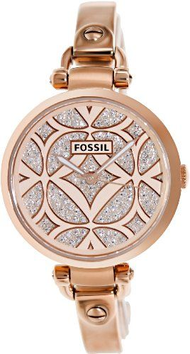 Fossil Georgia Three-Hand Bangle Watch - Rose Es3422 Fossil,http://www.amazon.com/dp/B00FFJKND0/ref=cm_sw_r_pi_dp_JNxrtb0K3685MKKN