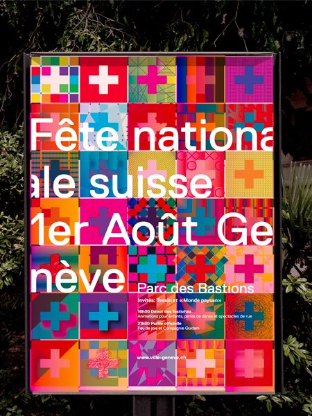 Swiss National Day Poster http://creativeroots.org/wp-content/uploads/2010/11/swiss-national-day-celebration.jpg