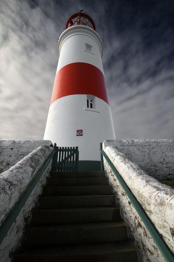 Souter Lighthouse - South Shields, Northeast England