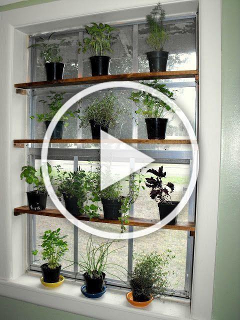Kitchen Garden Window Diy Planters Indoor Windowsill Garden Window Shelf For In 2020 Windowsill Garden Diy Planters Indoor Diy Planters