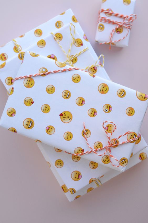 Wrapping papers, Wrapping and Paper