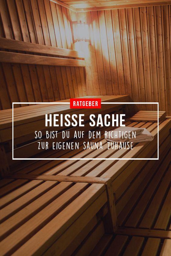 Bad Ratgeber Eigene Sauna Im Badezimmer Planen Und Perfekt Integrieren Sauna Badezimmer Planen Bad