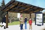 Lumos Solar's New Solarscape Structures Provide Shade and Renewable Energy