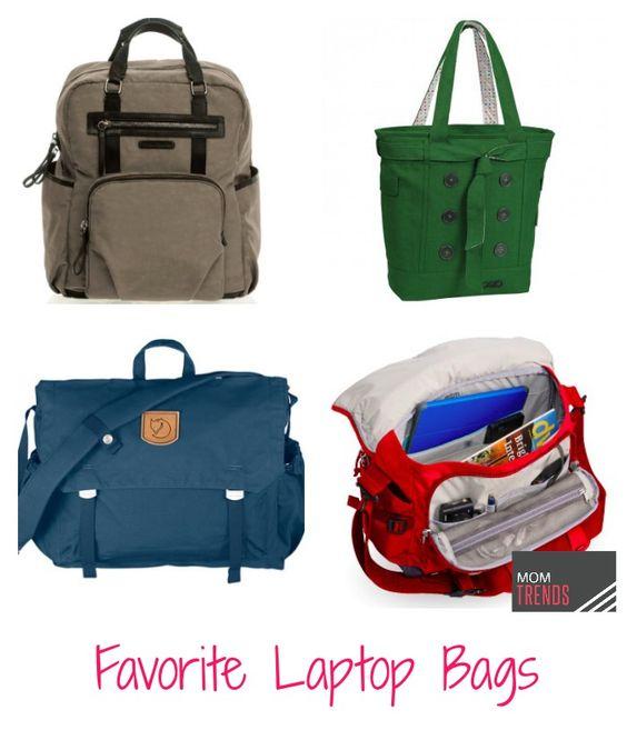 Favorite Laptop Bags | MomTrends