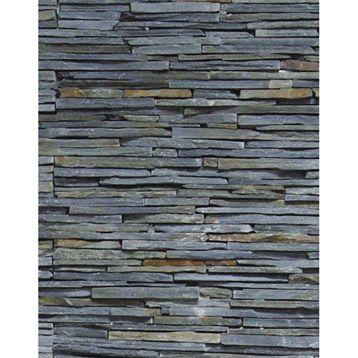 plaquette de parement stonepanel pierre naturelle noir. Black Bedroom Furniture Sets. Home Design Ideas