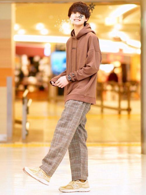 Kei Kangolのパーカーを使ったコーディネート Wear メンズファッション ファッション ファッションコーディネート