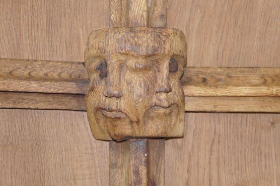 Llananno Church Radnorshire