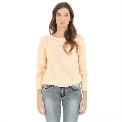 Pimkie.fr : Un petit pull à la fois simple et féminin : le parfait basique.