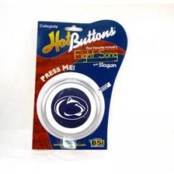 Penn State Nittany Lions Hot Button (Plays Fight Song)