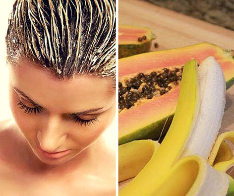 Comment faire pousser rapidement vos cheveux avec des bananes