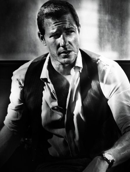 Ed Burns (Photography by Vincent Peters)