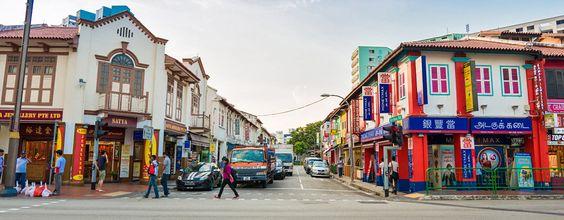 Little India - một vẻ đẹp khác của Singapore