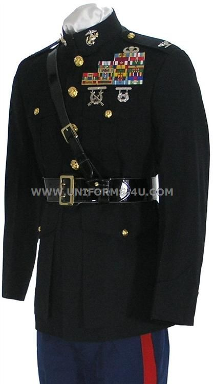 Usmc Officer Dress Uniform Oorah Gen Tomas Roquinio