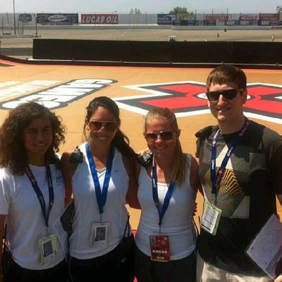 Our students are all over #XGames, working with ESPN! @Lynn University #lynnuniversity